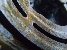 Rusted No.1 by OssieLovesT
