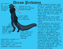 Dream Predators ref by Incyray