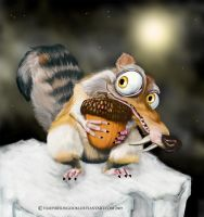 Scrat by vampirekingdom