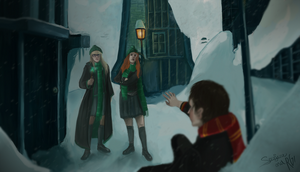 Slytherins win by SoraSina