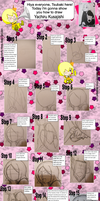 how to draw Yachiru Kusajishi by Butterfly-Hime