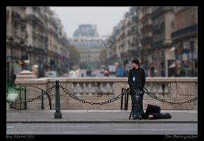 The Photographer by Aderet