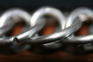 Double Chain by robertllynch