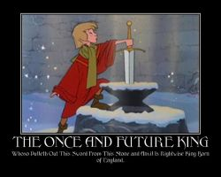 Arthur is the Once and Future King! by timbox129