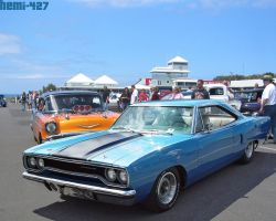 1970 Plymouth Roadrunner by Hemi-427