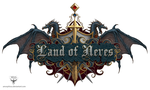 Land of Neves web Logo by amorphisss