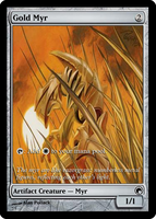 Extended Art Gold Myr 2 by chaptmc