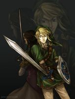The Legend of Zelda by galazy