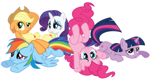 Pony Pile by Midnight--Blitz