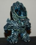 Custom alien xenomorph mighty mugg 3 by VILORIA-ARTS