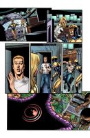 Booster Gold 13 pg 14 by ChrisSummersArts