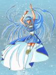 Sapphire Whirlwind by Marynchan