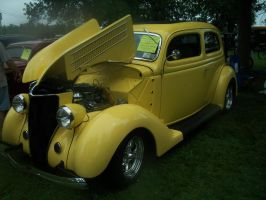 (1936) Ford Model 48 by auroraTerra