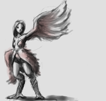 Random Harpy by Scayged