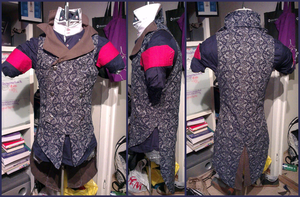 AC Unity Custom Assassin, The victorian vest by Pearlite