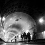 light at the end of the tunnel by farbanomalie