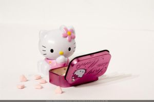 Hello Kitty Stuff by theDevil-photography