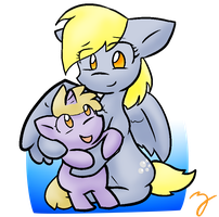 ''Equestria's Best Mother'' 2 by Zutcha
