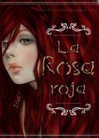Red hair rose. by Miss-Etoile