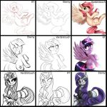 Switchround (me, Eterny and Varda'stouch) by mylittleRainbow-Time