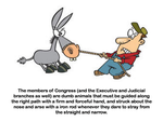 Congressional Dumb Beasts by IAmTheUnison