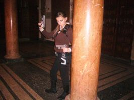 Tomb Raider Cospay Underworld Croft Manor by DayanaCroft