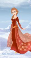 Elsa of Fire by Kailie2122
