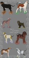 SouleFeeders Adopts - 2/8 open by Pred-Adopts