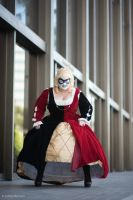 OFF WITH THEIR HEADS, PUDDIN'! by SchaefersWar