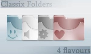 Classix Folders by Steve-Smith