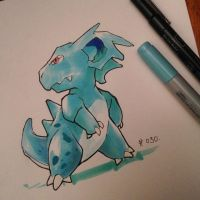 pkmn of the day- Nidoprincess by ExShen