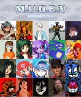 My MUGEN Wishlist by Sandvich33