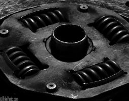clutch disk by panic8