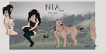 NIA DESIGN -STILL OPEN NOW ACCEPTING POINTS and $- by fawnet