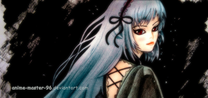 Suigintou - The Rozen Maiden by anime-master-96