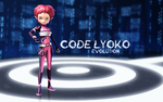 Code Lyoko Evolution - Aelita Wallpaper by FearEffectInferno