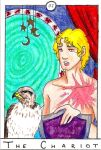 Barefoot Tarot - Chariot by SparrowsHellcat