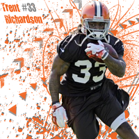 Trent Richardson by IAmOB