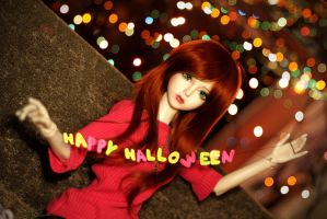 Happy halloween by Salvarion