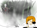 Slender Mon' by Baykeef