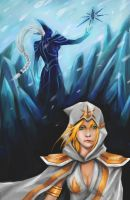 Freljord Legend by Marduk44