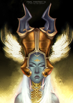 Ultima the High Seraph by nevergobackto