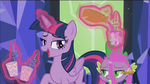 Spike is Not Amused by Caligari-87