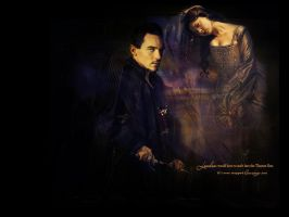 The Tudors - Henry and Anne by SophiaHana