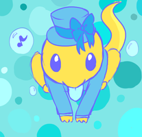 Glubway Casey by xR3N4x