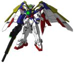 SMS/V-X01Z Gundam Regulus (MS mode) by unoservix