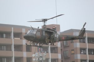 UH-1J Fast Rope by DDmurasame