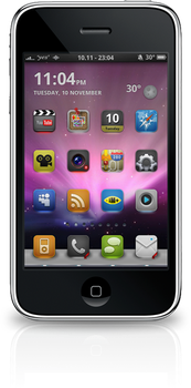 iPhone 3G, OS 3.0, v2.1 by mario-182