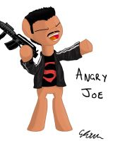 Angry Joe by Qemma
