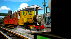 Season 21 - Duncan gets a new model by The-ARC-Minister